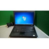 Dell Latitude E5400 Core 2 Duo 2.4ghz Laptop with WIFI Firewire 4 x USB & Windows 7 Pro