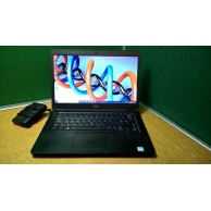 "Dell Latitude 5490 8th Gen i5 8250U Quad Core 8gb 240GB M.2 SSD USB-C 14.1"" Backlit Keyboard"
