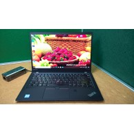 Lenovo Thinkpad X1 Carbon i7 7500U 8GB RAM 256SSD High Resolution 2560 x 1440 QHD Screen