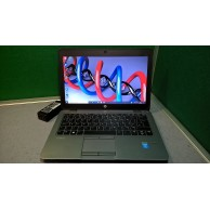 "HP Elitebook 820 G2 5th Gen i5 2.2GHZ 16GB Ram 256GB SSD 12.5"" Webcam WIFI Bluetooth"