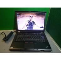 Lenovo Thinkpad T410 Core i7 2.67GHZ 8GB 320GB WIFI Btooth HD Graphics Webcam Win10