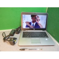 """HP 820 G3 6th Gen i5 2.4GHZ 8GB 256GB SSD 12.5"""" Webcam WIFI 10 Pro 'Grade B'"""