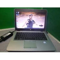"HP Elitebook 820 G3 6th Gen i5 2.4GHZ 8GB 256GB SSD 12.5"" Webcam WIFI 10 Pro 'Grade B'"