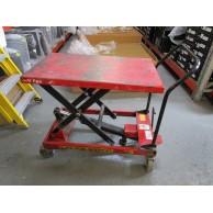 300KG HYDRAULIC MOBILE SCISSOR LIFT TABLE/CART/PLATFORM
