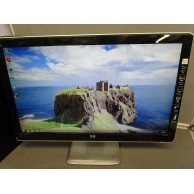 """HP 2310i Grade A 23"""" Black 1920 x 1080 Full HD  LCD TFT Monitor VGA DVI Tilt"""