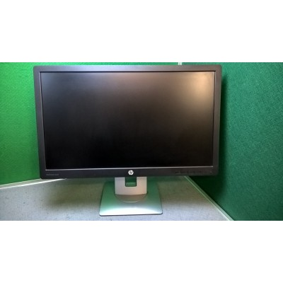 "HP E232 EliteDisplay Grade A 23"" IPS LED FHD Monitor VGA HDMI DP Height Tilt Swivel"
