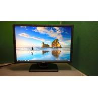"""Dell P2213 'Grade A' LCD 22"""" Widescreen Monitor  c/w Display Port, DVI & VGA"""