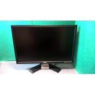 """Dell E228WFP 22"""" Grade A Widescreen Black LCD Monitor VGA/DVI Connections"""