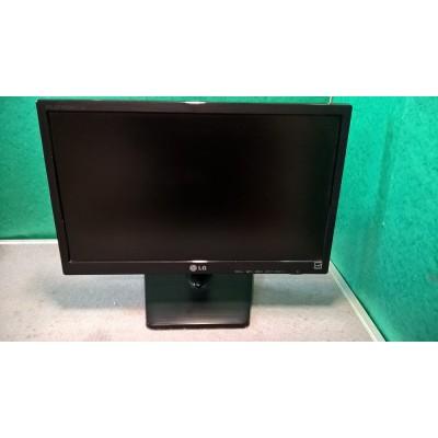 "LG Flatron E1942C Grade A Widescreen Black LED 18.5"" Monitor"