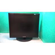 "Samsung Syncmaster B1940 Grade A 19"" Black LCD Monitor with tilt,swivel, VGA & DVI Ports"
