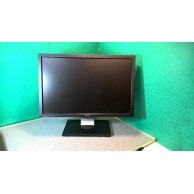 "Dell P2210 'Grade A' LCD 22"" Widescreen Monitor  c/w Display Port, Height,Tilt & Swivel cables included*"