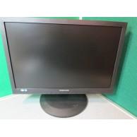 "Samsung Syncmaster SA450 Grade A 19"" Black LCD Monitor Height & Portrait VGA,DVI LS19A450"