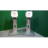 Dell Adjustable Monitor Stands - Bundle of Two - fits most Dell E,P and U Models up to 24""
