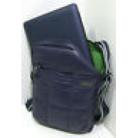 TARGUS 'CRAVE' NETBOOK SLIPCASE WITH STRAP IN BLUE