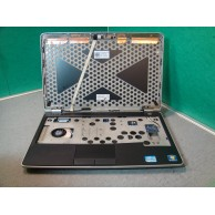 Dell Latitude E6220 Carcass Plastics including Internal Bezel with Mousepad and Lid with hinges
