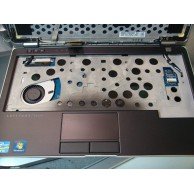 Dell Latitude E6230 Carcass Plastics including Internal Bezel with Mousepad and Lid with hinges