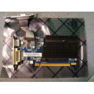 Sapphire Radeon HD5450 1GB Low Profile PCI-E Graphics Card HDMI,DVI,VGA 299-1E164-701SA