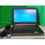 DELL LATITUDE E5430 CORE i5 2.5GHZ-6GB MEM-320GB HDD-WEBCAM-HDMI-WIFI-USB3-WIN 7