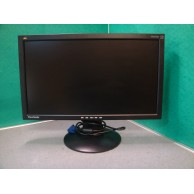 "Viewsonic VA1913W Grade A 19""(18.5"")Widescreen Black LCD Monitor with Tilt Wall Mountable"